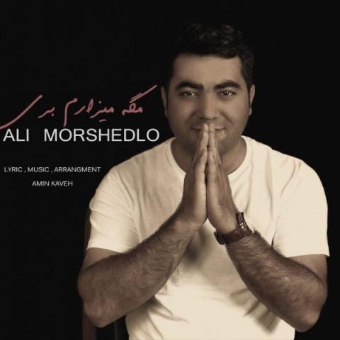 دانلود موزیک جدید علی مرشدلو مگه میزارم بری
