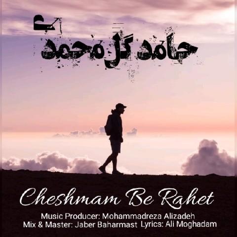 دانلود موزیک جدید حامد گل محمدی چشمام به راهت