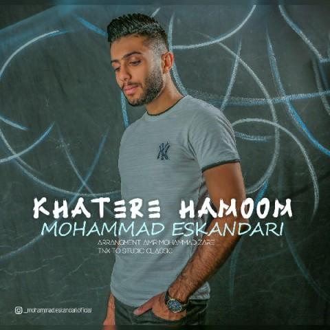 دانلود موزیک جدید محمد اسکندری خاطره هامون