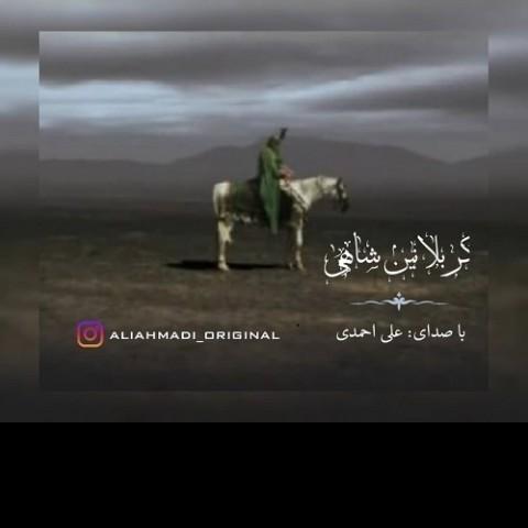 دانلود موزیک جدید علی احمدی کربلانین شاهی