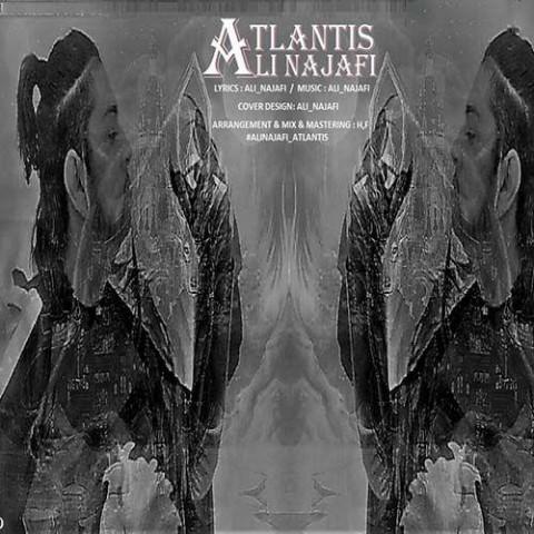 دانلود موزیک جدید علی نجفی آتلانتیس