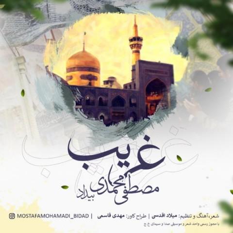 دانلود موزیک جدید مصطفی محمدی بیداد غریب