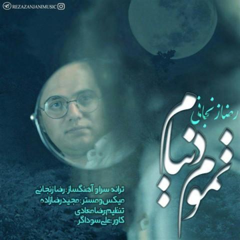 دانلود موزیک جدید رضا زنجانی تموم دنیام