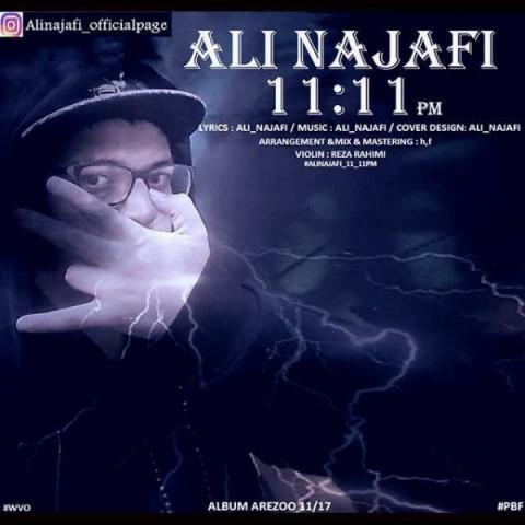 دانلود موزیک جدید علی نجفی 11: