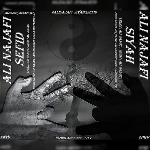 دانلود موزیک جدید علی نجفی سیاه سفید