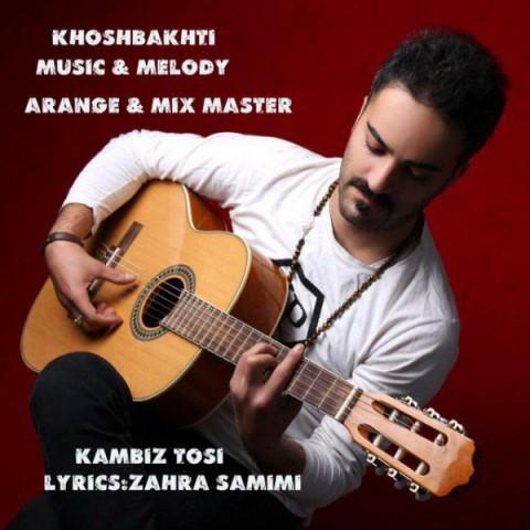 دانلود موزیک جدید کامبیز طوسی خوشبختی