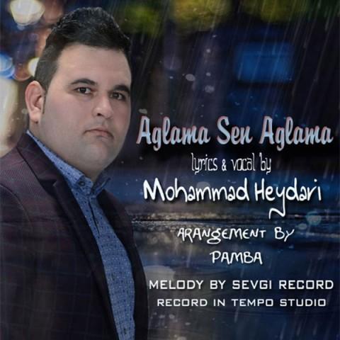 دانلود موزیک جدید محمد حیدری آغلاما سن آغلاما