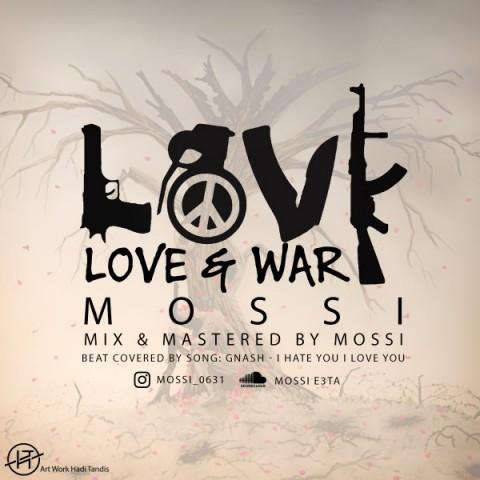 دانلود موزیک جدید مصی عشق و جنگ
