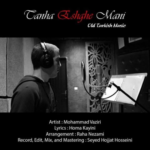 دانلود موزیک جدید محمد وزیری تنها عشق منی