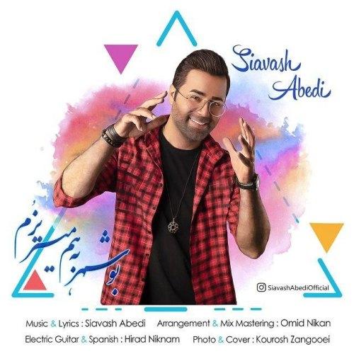 دانلود موزیک جدید سیاوش عابدی بوشهر به هم میریزُم